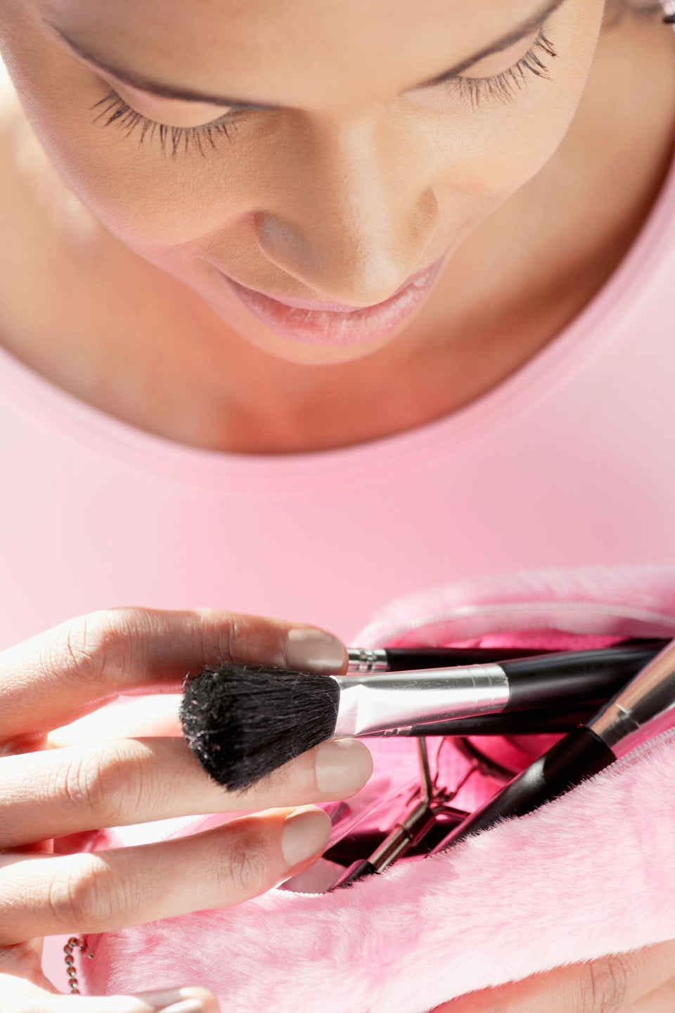 How To Quickly Purge Your Beauty Stash Before The New Year
