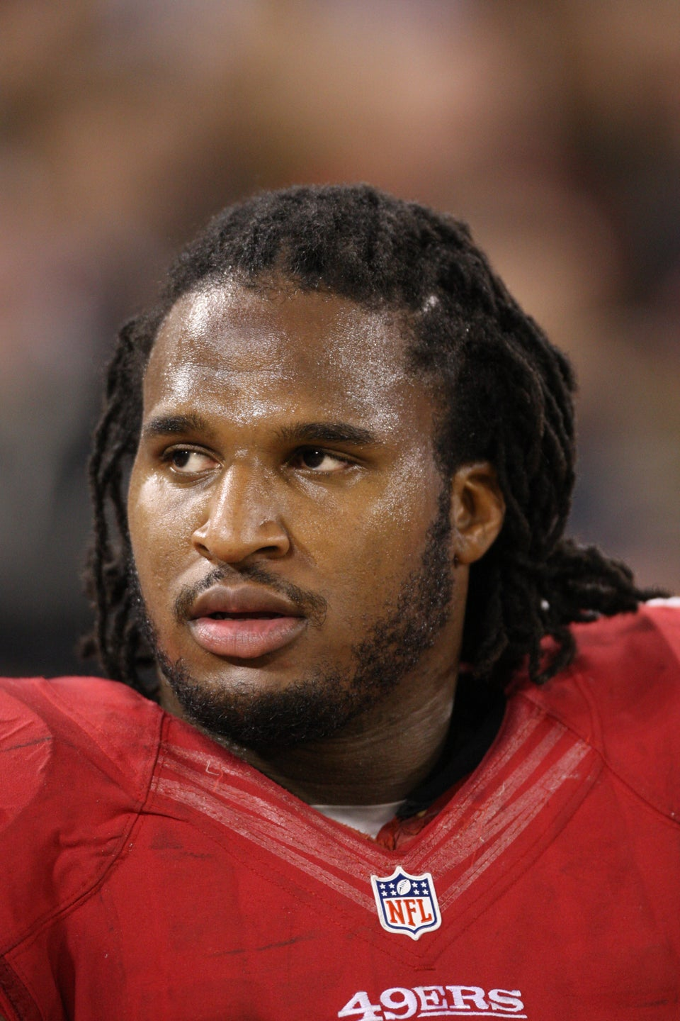 Disturbing Video Shows Former NFL Star Ray McDonald Terrorizing His Child's Mother As She Holds Their Baby
