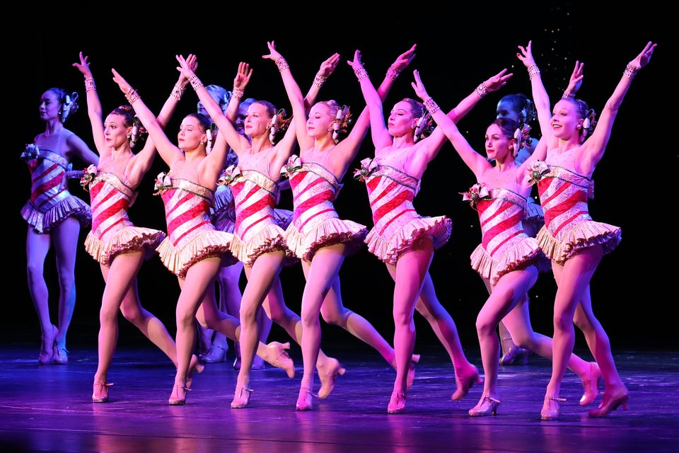 Rockette Dancer Calls Performing At Trump Inauguration An 'Issue Of Racism And Sexism'