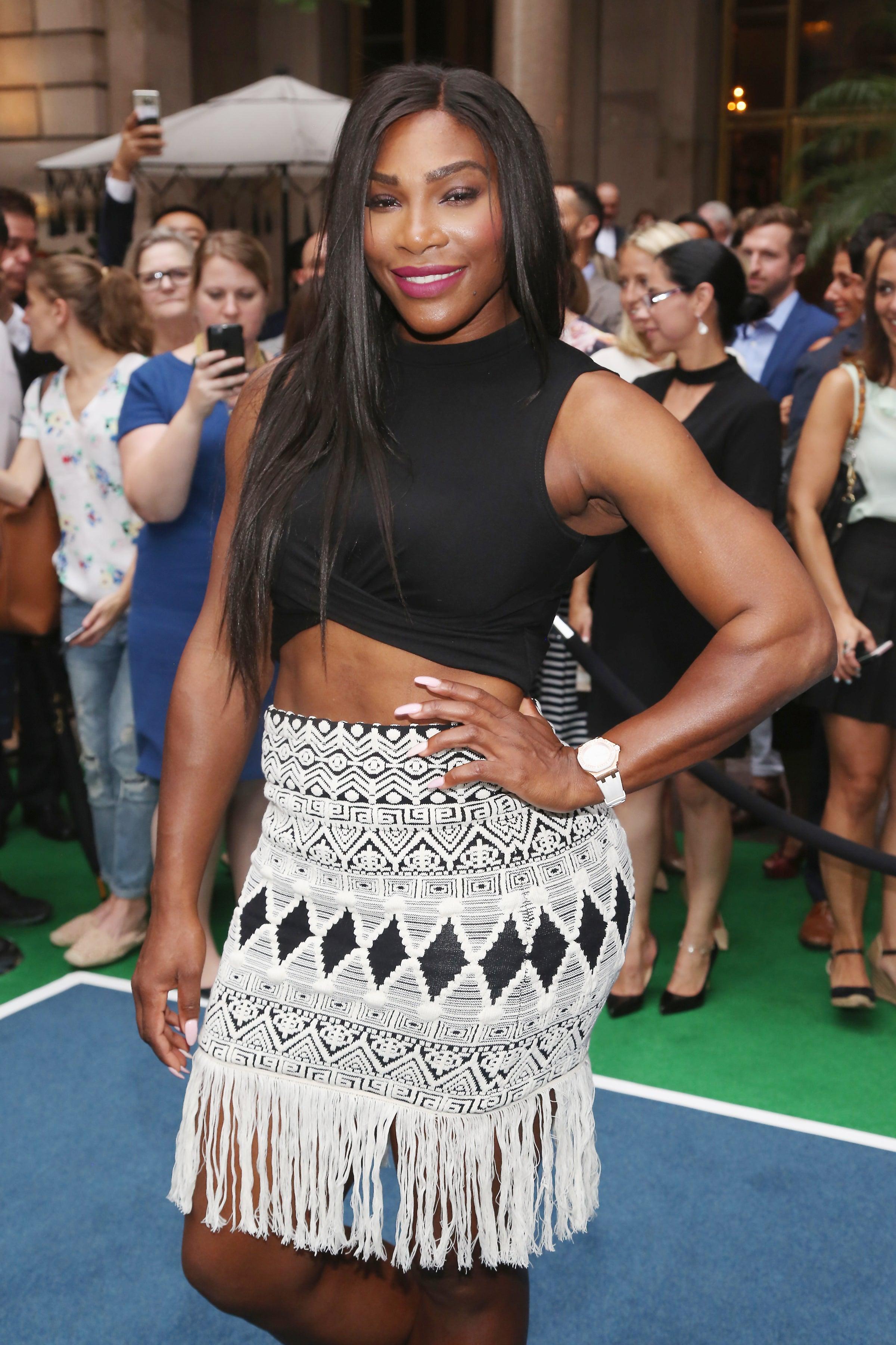 Serena Williams Privat