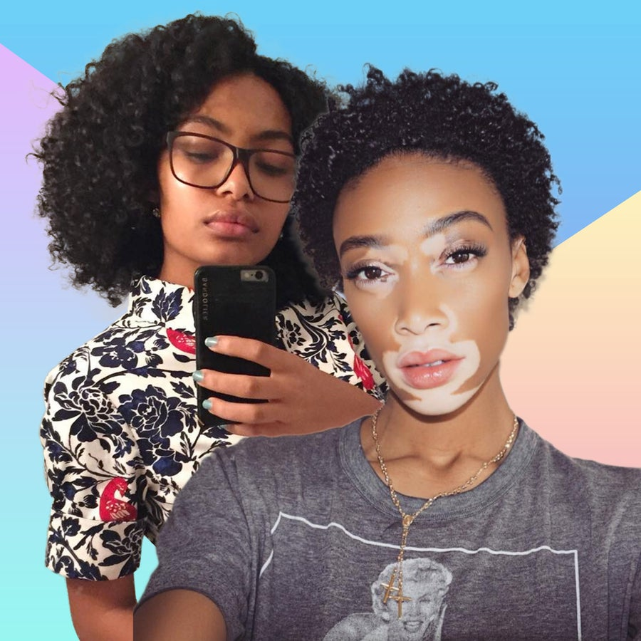 The Natural Hair Selfies That Inspired Us To Love Our Texture In 2016