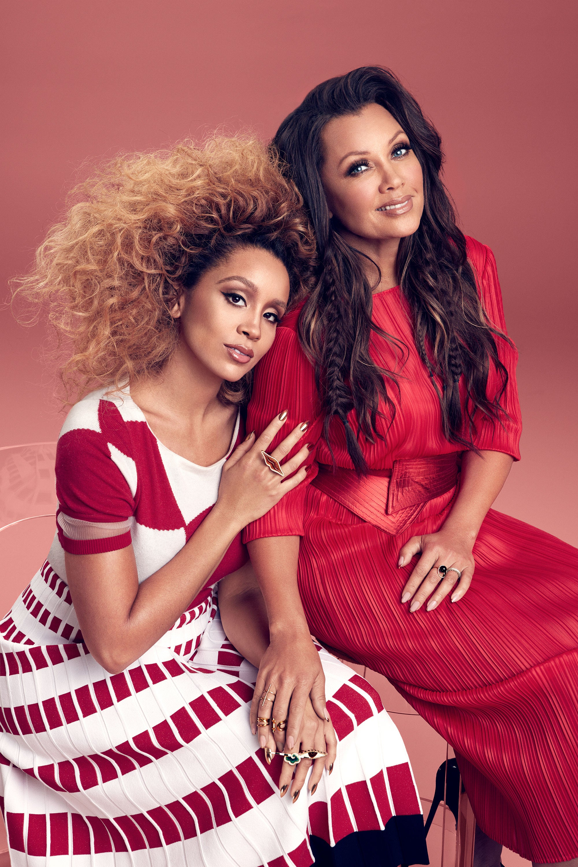 Vanessa Williams and Jillian Hervey Cover January Issue of ESSENCE