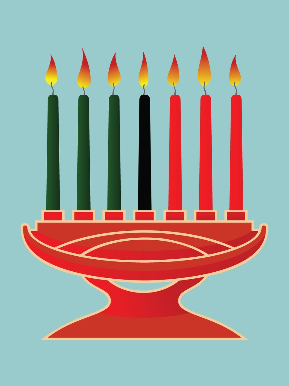 This Millennial Family's Celebration Of Kwanzaa Is A Testament Of Black Love