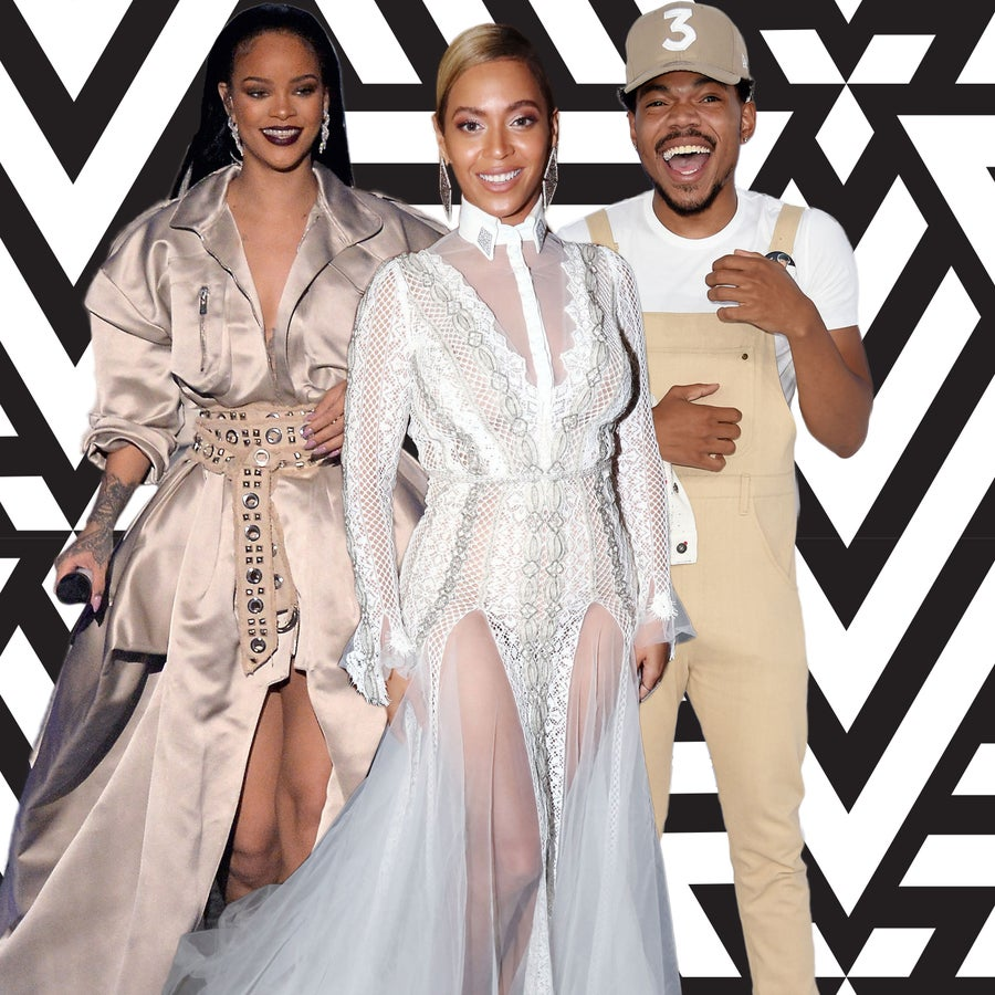 Beyoncé Leads With 9 Grammy Nominations, Chance The Rapper, Rihanna, And Drake Close Behind