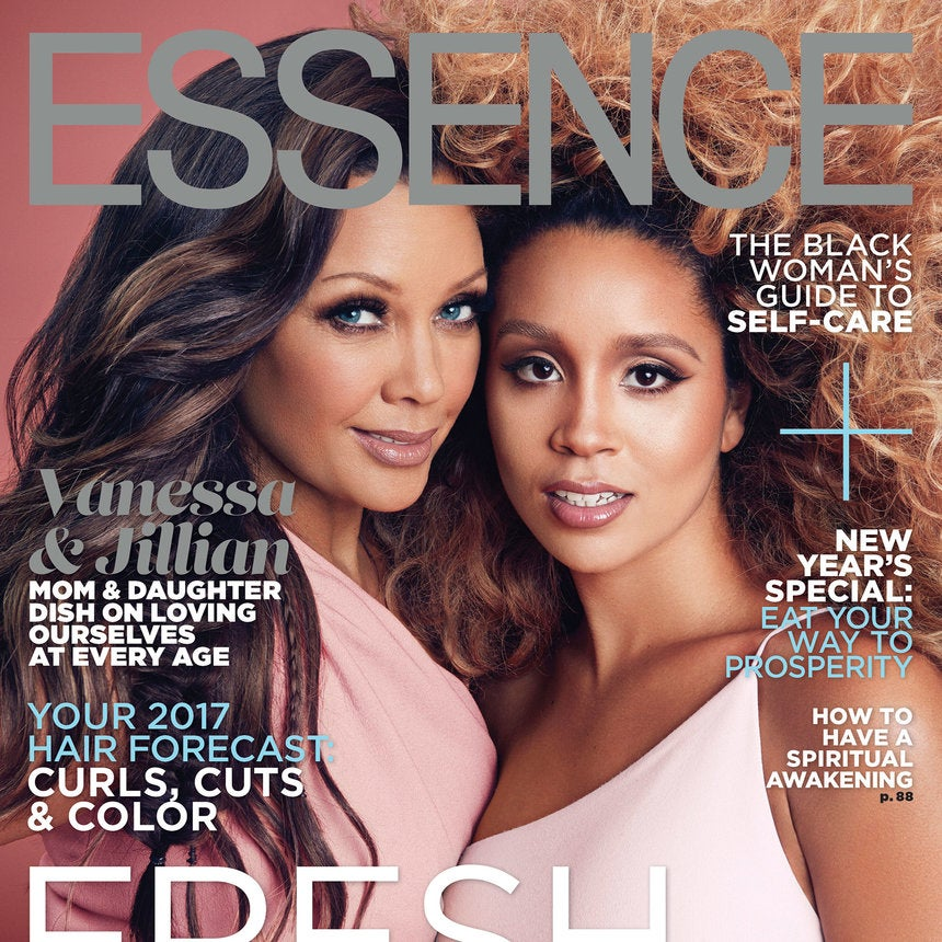 Vanessa Williams and Jillian Hervey Inspire Mother-Daughter Hair Goals on January 2017 Issue