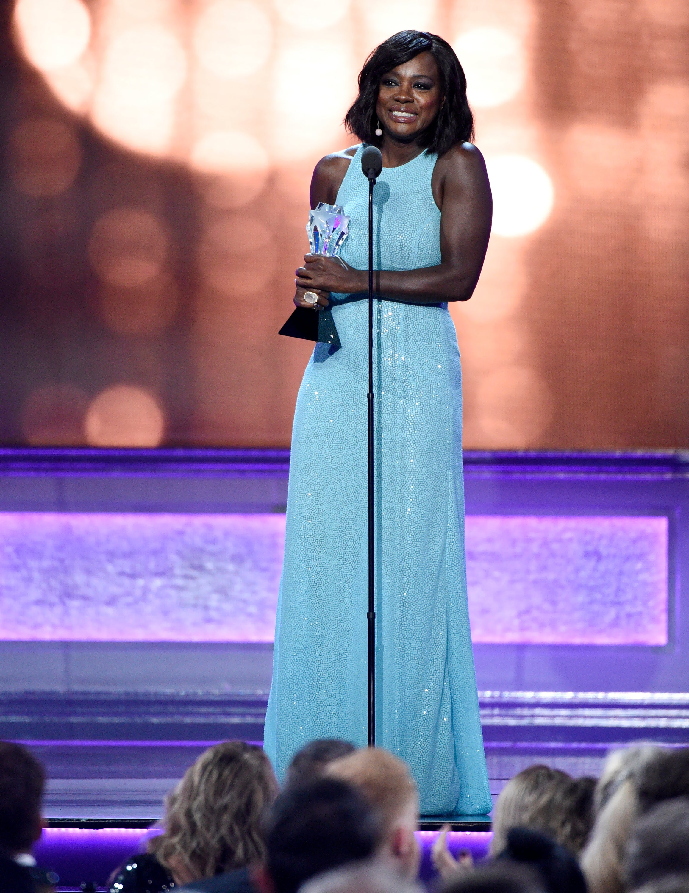 Viola Davis Delivers Powerful Message of Self-Acceptance: 'The Privilege of a Lifetime Is Being Who You Are'