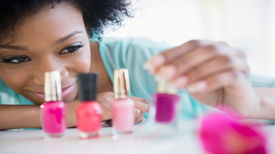 The Hottest Nail Polish Colors that Work Best for Black Women