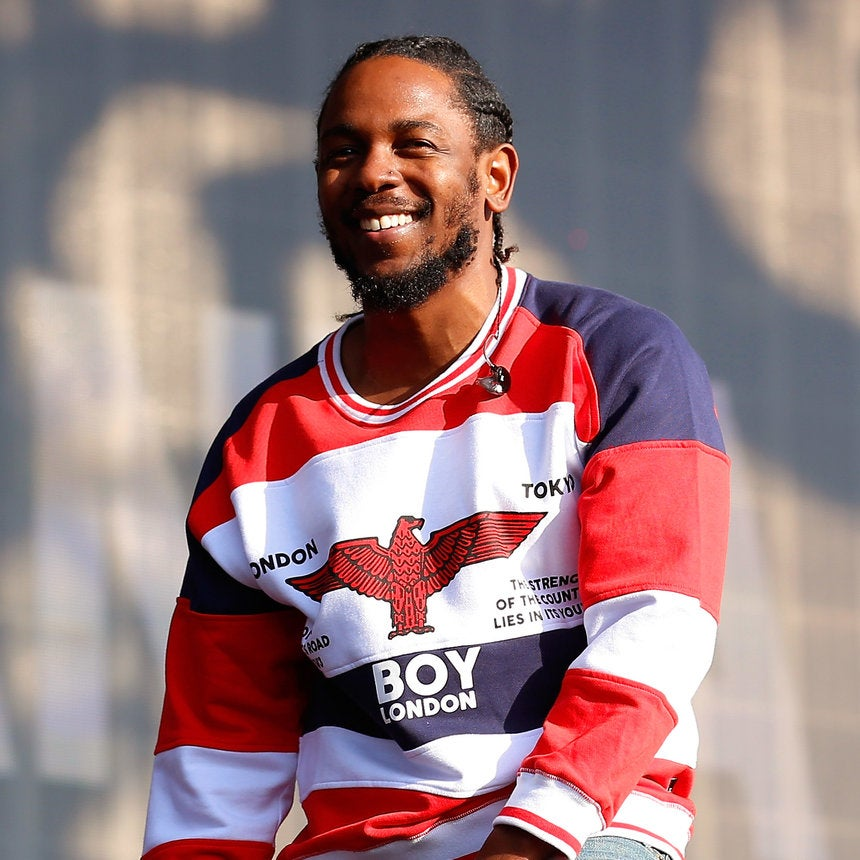 Off-Court Trash Talk: Kendrick Lamar Jokes That POTUS Needs To Work On His Jump Shot