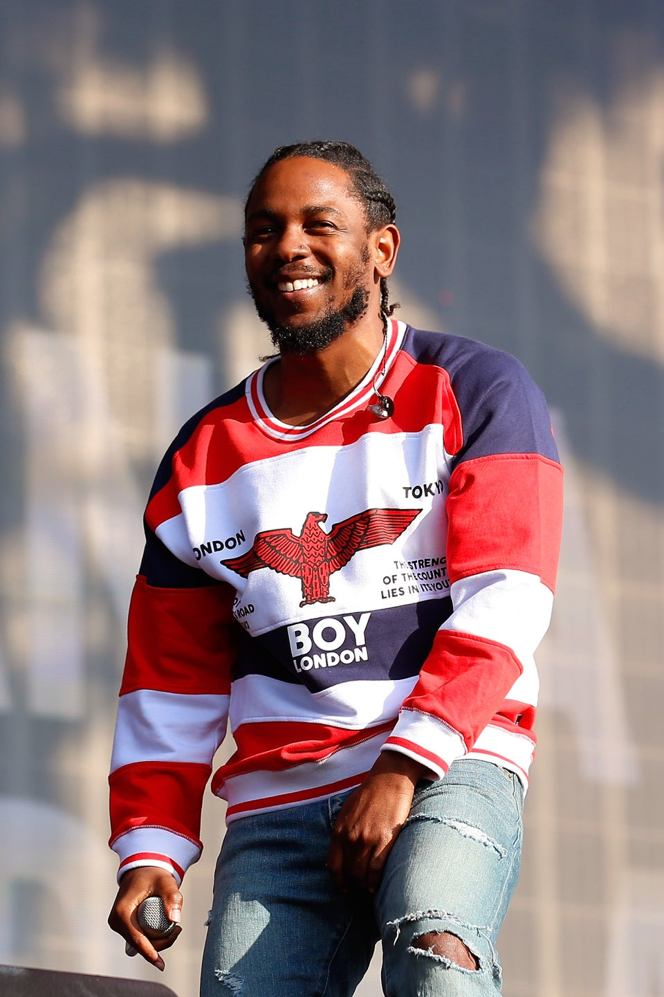 Kendrick Lamar Talks Thrifting, Prince, and Starting His Own Fashion Line