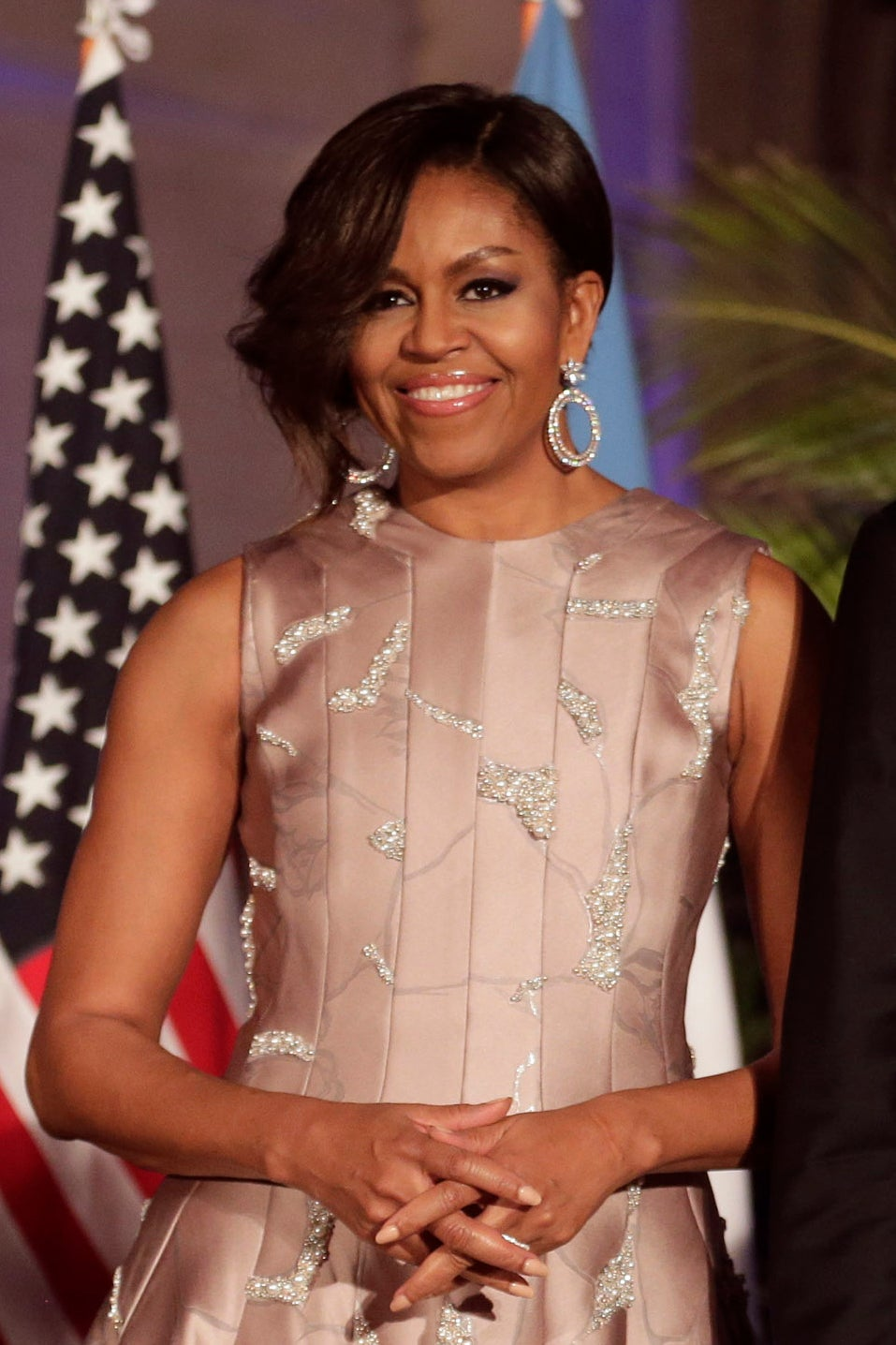 Michelle Obama's Daily Diary