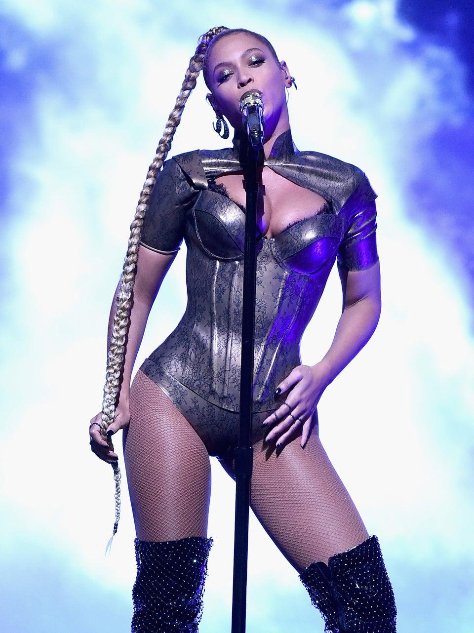 Beauty Beat: Beyonce's New Scent, Heat Rush