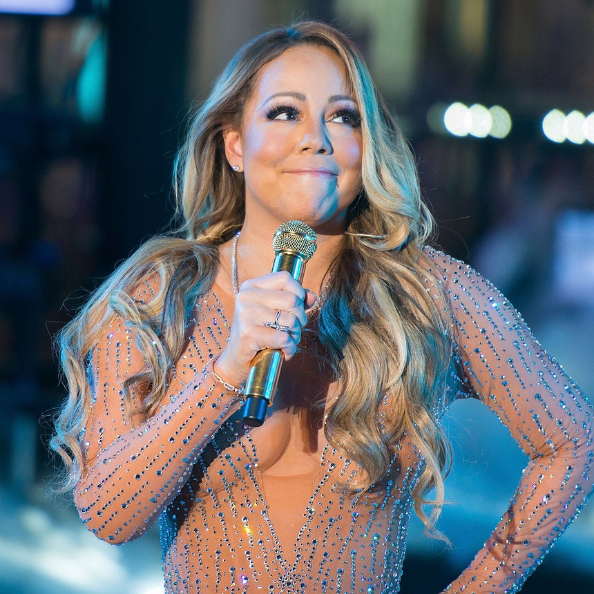Mariah Carey's New Year's Eve Nightmare! Sound Problems Plague Singer's Live Performance