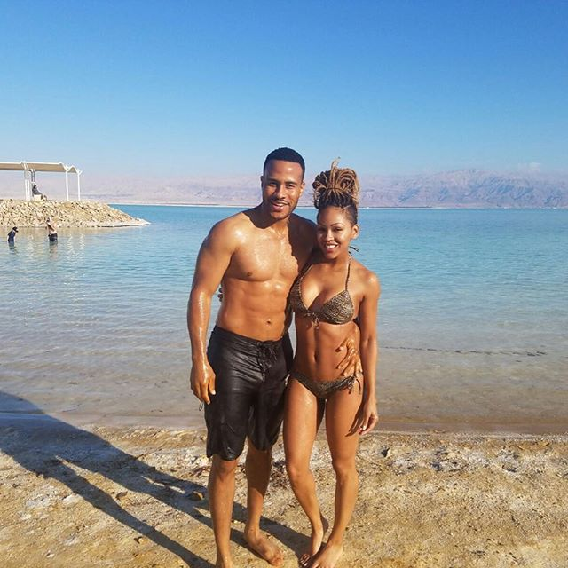 Sweet Photos From Meagan Good And Devon Franklin S Spiritual New Year Trip To Israel