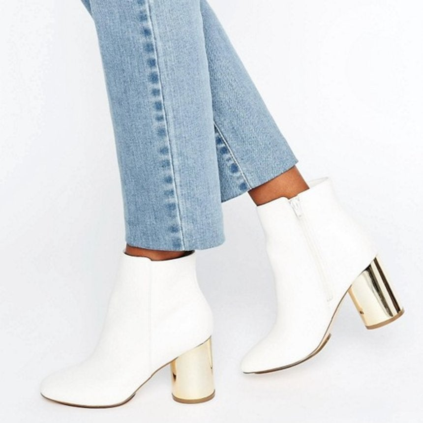 Boldly Step Into 2017 With These 5 Fierce Boots under $100