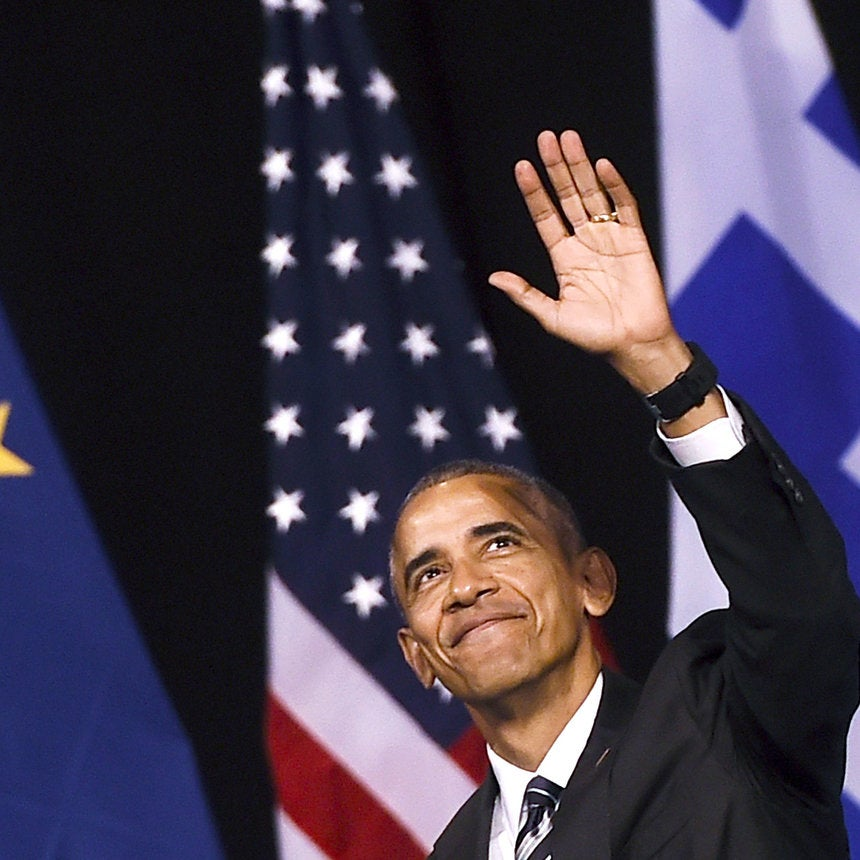 President Obama Will Give His Farewell Speech From Chicago