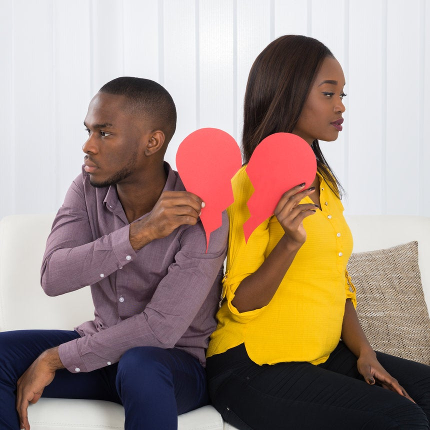 8 Signs The Love Is Gone and It's Time To Move On