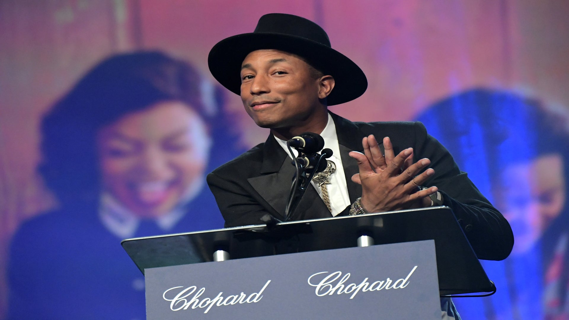 Pharrell Williams Reveals Why He's Leaving 'The Voice'