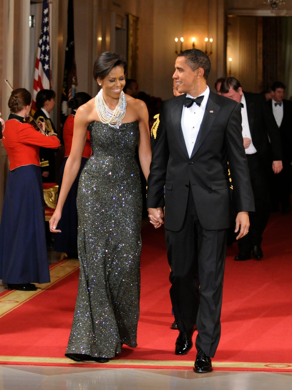 Five New Details From The Obamas' EPIC Farewell Bash