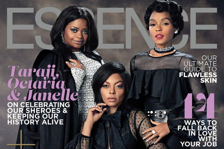 'Hidden Figures' Cast Covers ESSENCE - Essence