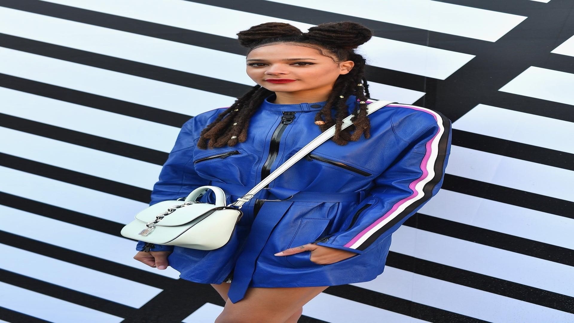 14 Photos That Explain Why Sasha Lane is Louis Vuitton's Newest Face