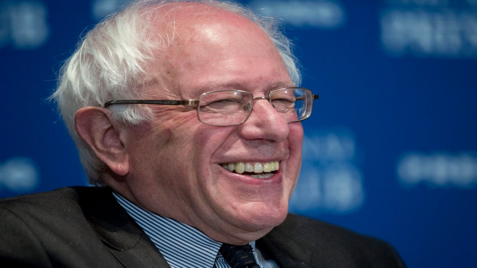 Bernie Sanders' Campaign Kicks Off With A Bang, Raises $4 Million In Less Than A Day