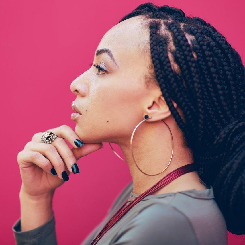 Tasha Dougé Creates Breathtaking Art Piece With Braiding Hair