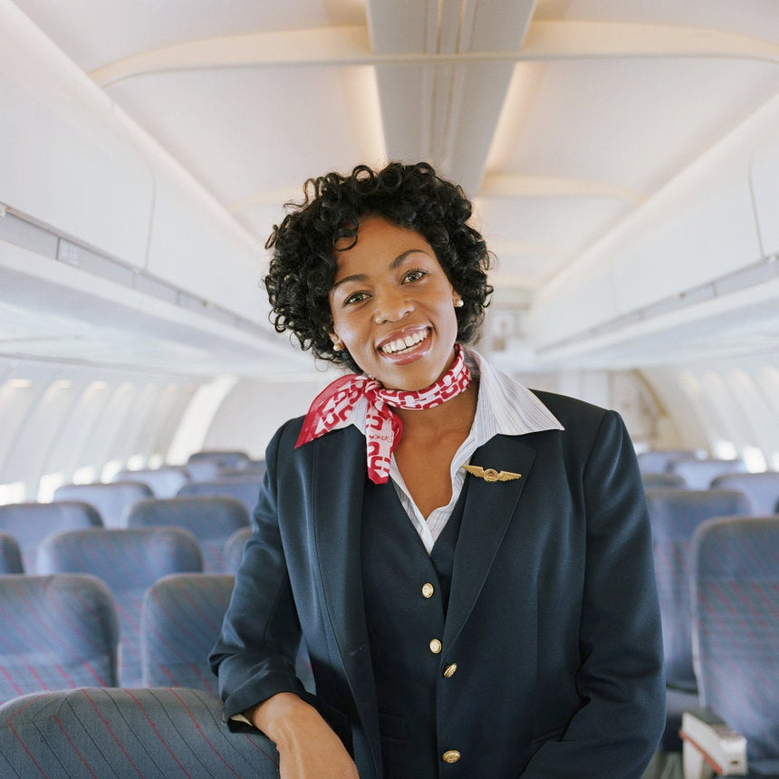 Flight Attendants Reveal All The Places You Don't Want to Touch on a Plane