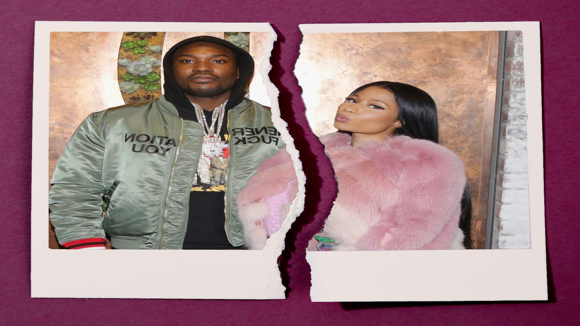 Nicki Minaj Confirms Meek Mill Breakup, The Internet Rejoices