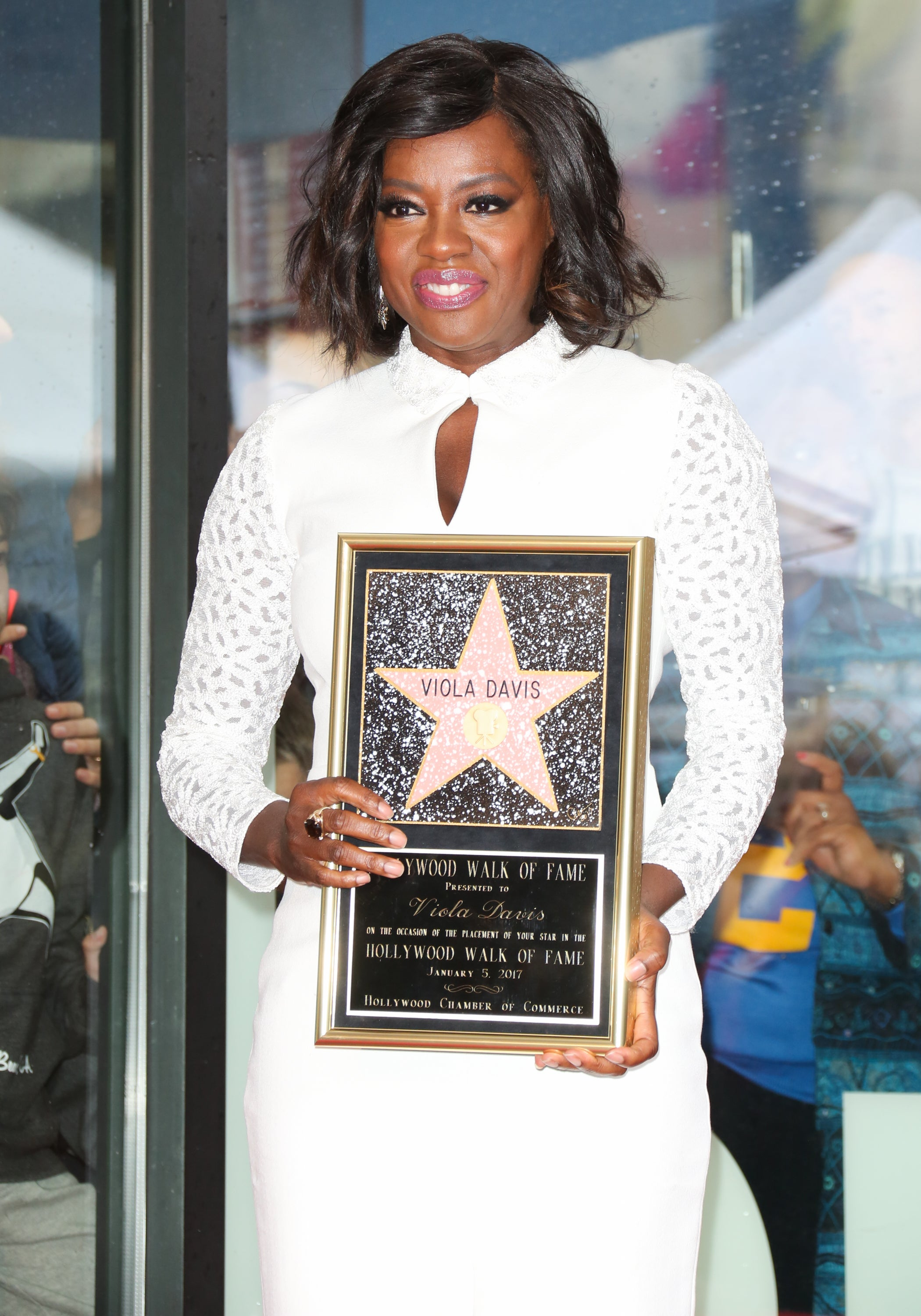 Viola Davis Got a Star on the Hollywood Walk of Fame