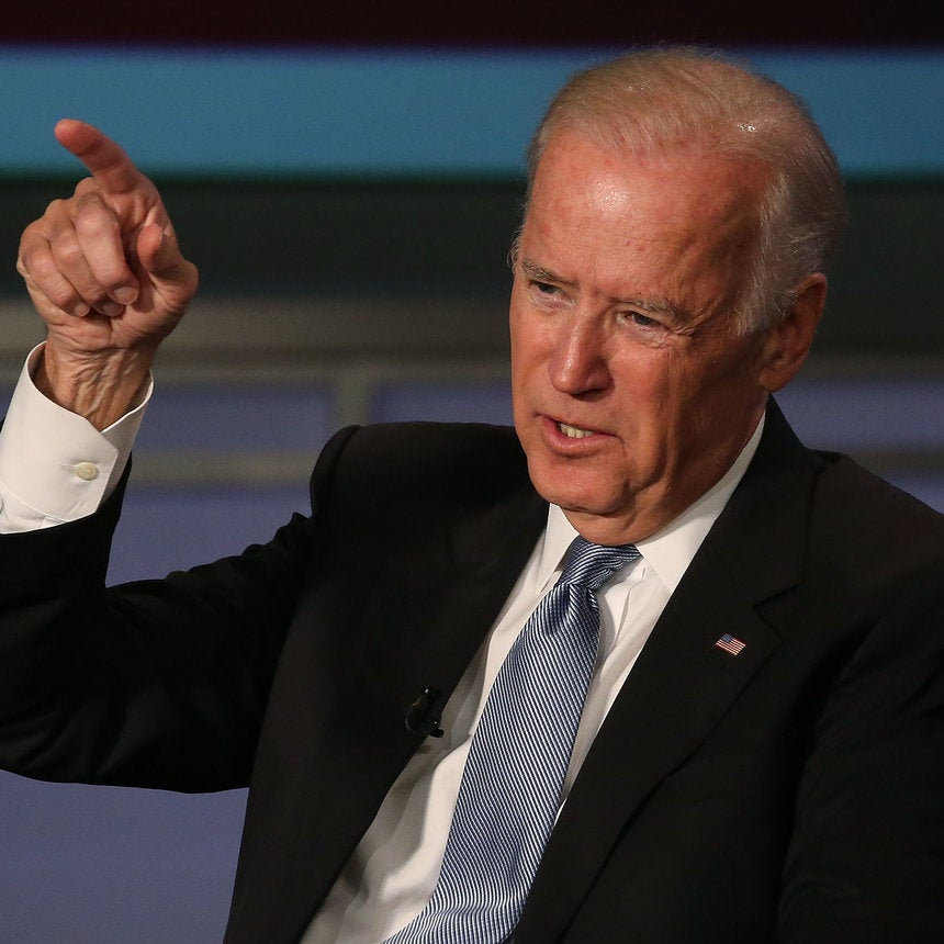 Joe Biden Has One Big Regret: Not Being President
