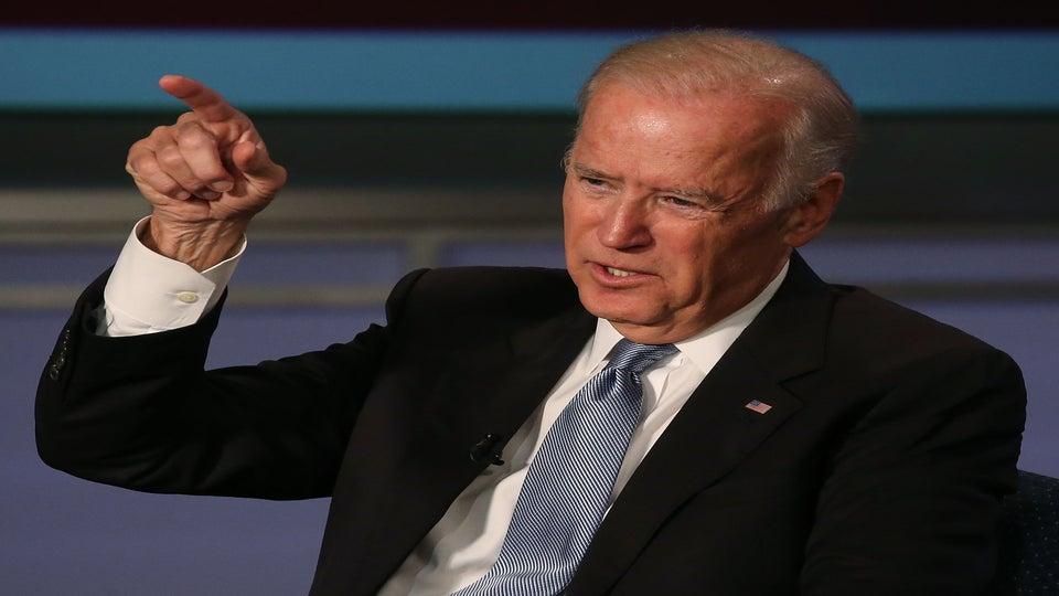 Vice President Biden on President-Elect Trump's Tweets