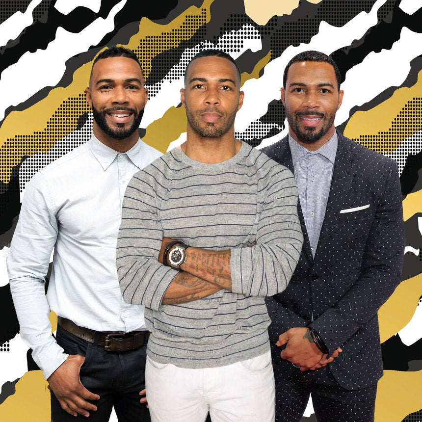 #MCM: 12 Photos of Omari Hardwick Being Humble and Sexy At the Same Time