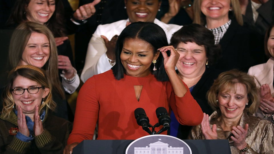 Revisit Michelle Obama's Letter To Black Women: 'We Are Strong, Our Opinions Matter'