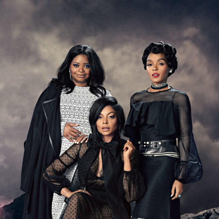 Watch: Go Behind the Scenes at 'Hidden Figures' Cast's ESSENCE Photoshoot