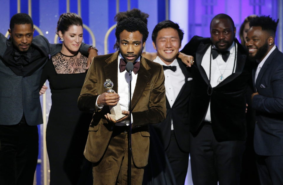 Atlanta Wins Golden Globe For Best TV Series Comedy