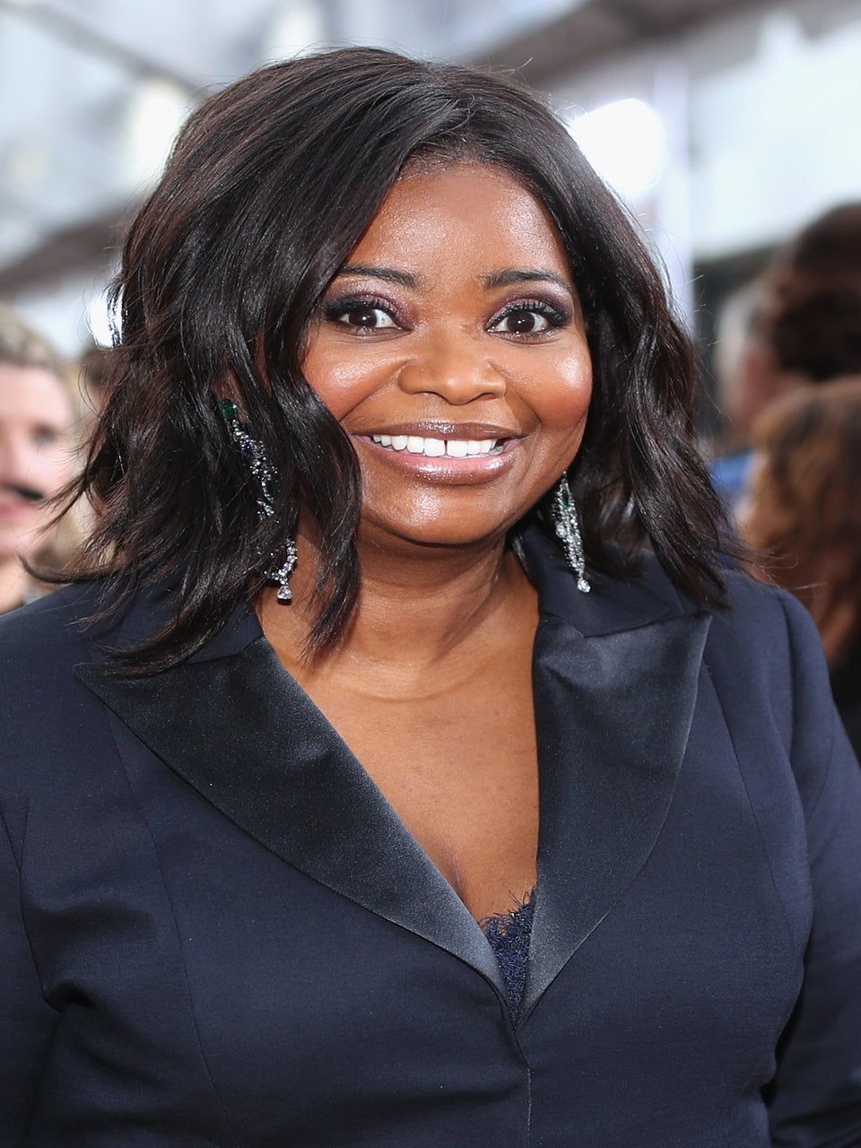 Octavia Spencer Gives Families The Opportunity To See 'Hidden Figures'