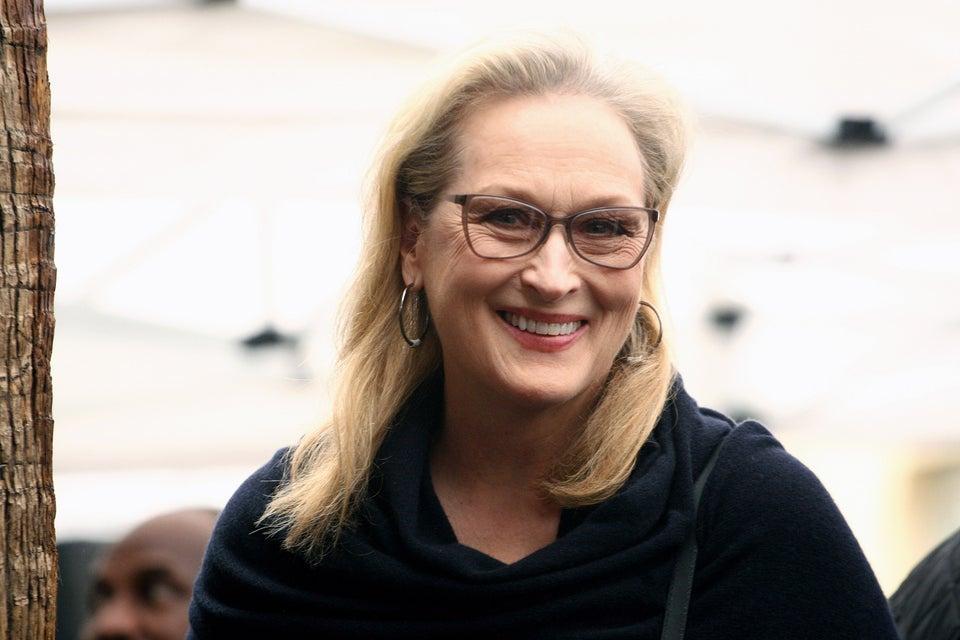 Meryl Streep Unloads On Trump In Powerful Golden Globes Speech