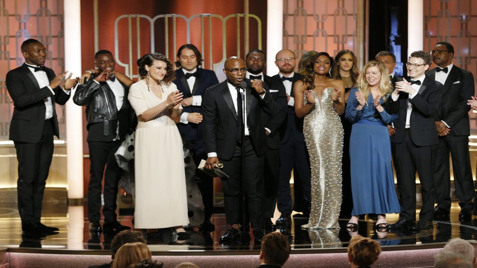 'Moonlight' Wins Golden Globe For Best Picture Drama