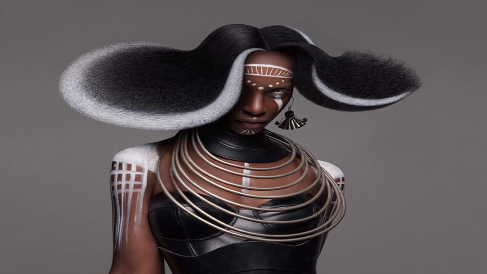 This Hairstylist's Mindblowing Looks Are A Tribute To African Culture