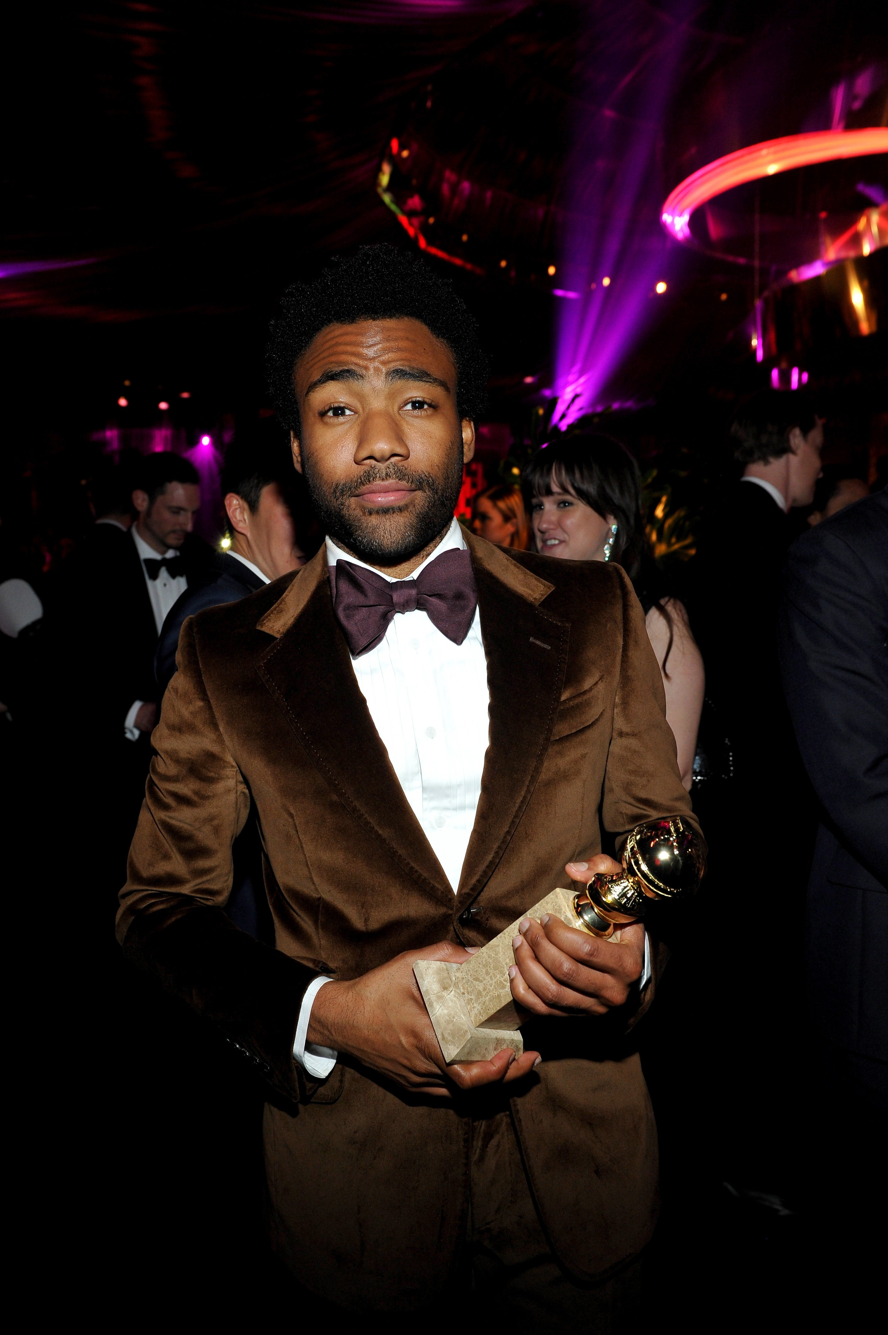 Donald Glover Dancing To 'Bad And Boujee' Is Really What Life Is All About