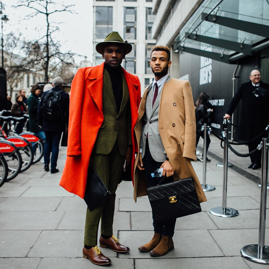 25 Bomb Street Style Looks From London Men's Fashion Week