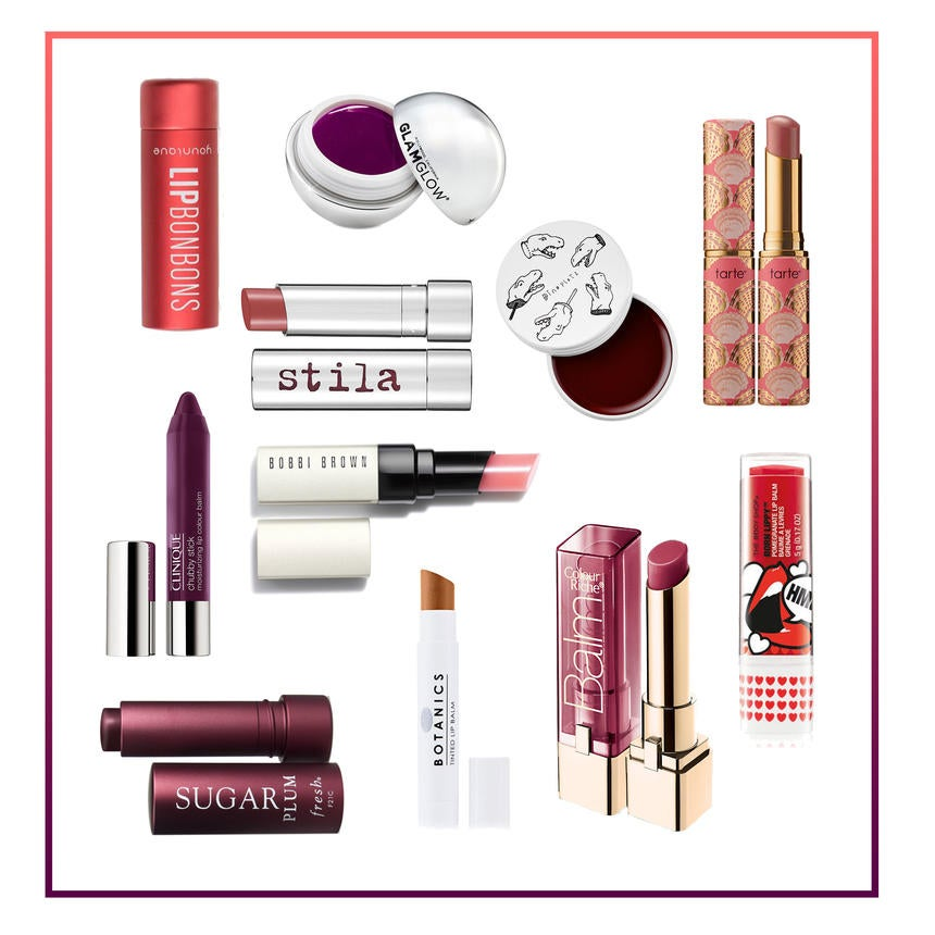 11 Tinted Lip Balms That Could Easily Replace Your Vampy Lipstick