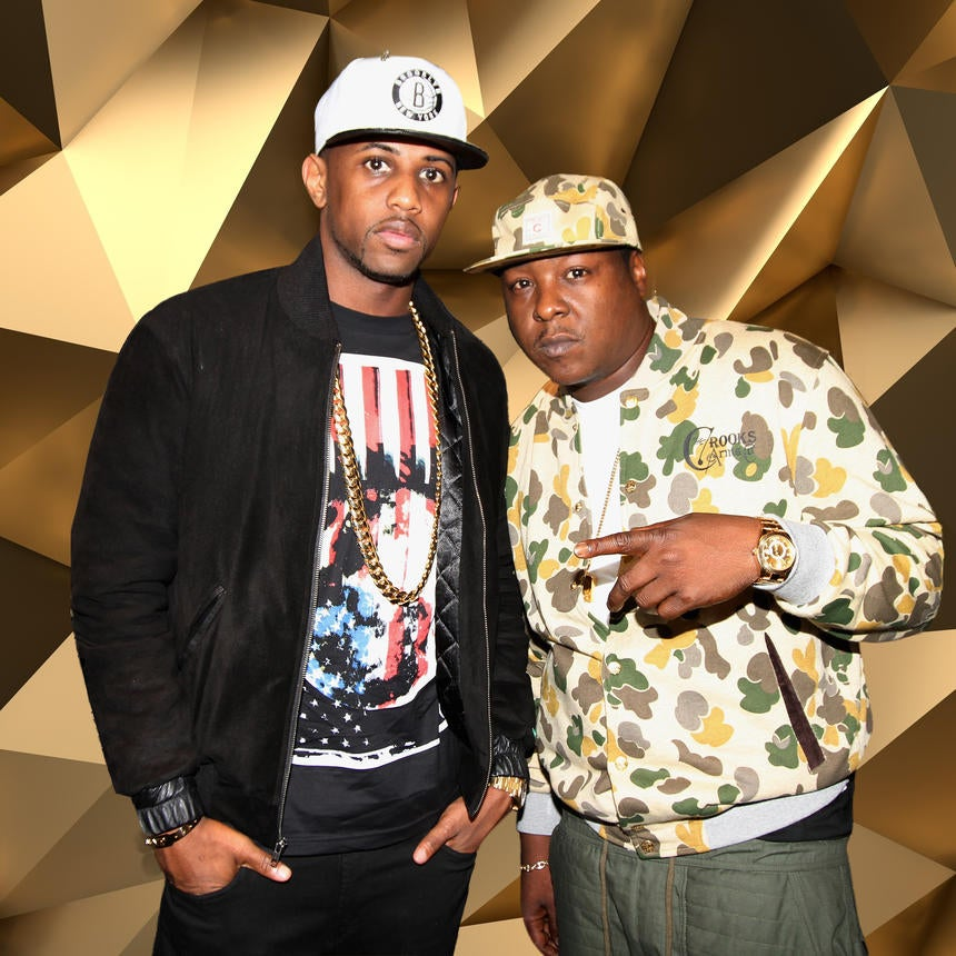 Jadakiss and Fabolous Share Some Dope Styling Tips