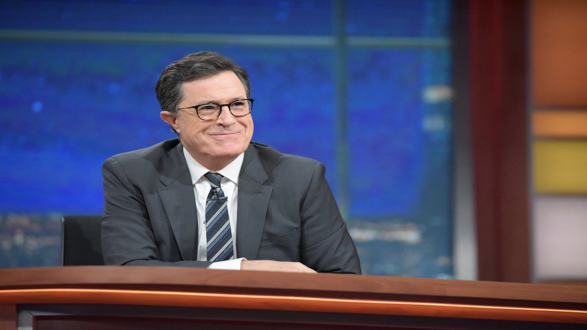 Stephen Colbert Pokes Fun At 'Hidden Fences' Goof With Hilarious Trailer