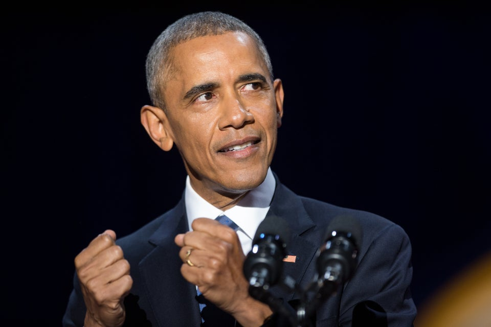 #ObamaOut: President Obama's Emotional Farewell Speech Left The Nation In Awe