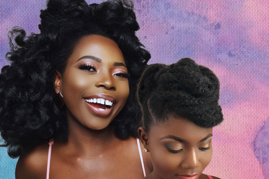 4C Blowout Hairstyles - Essence
