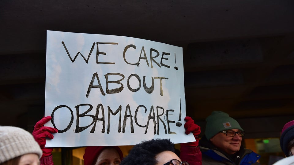 There's Bipartisan Frustration Over the Replacement Plan for Obamacare