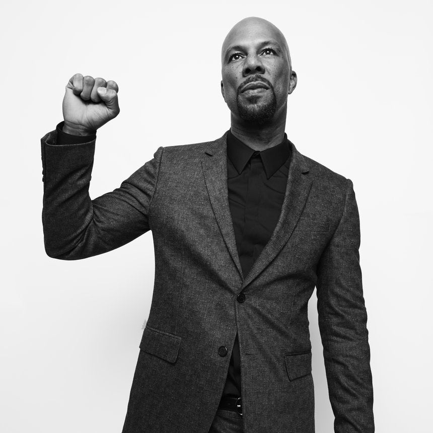 Why Common's Not Relying On Trump And The Government To Help Chicago