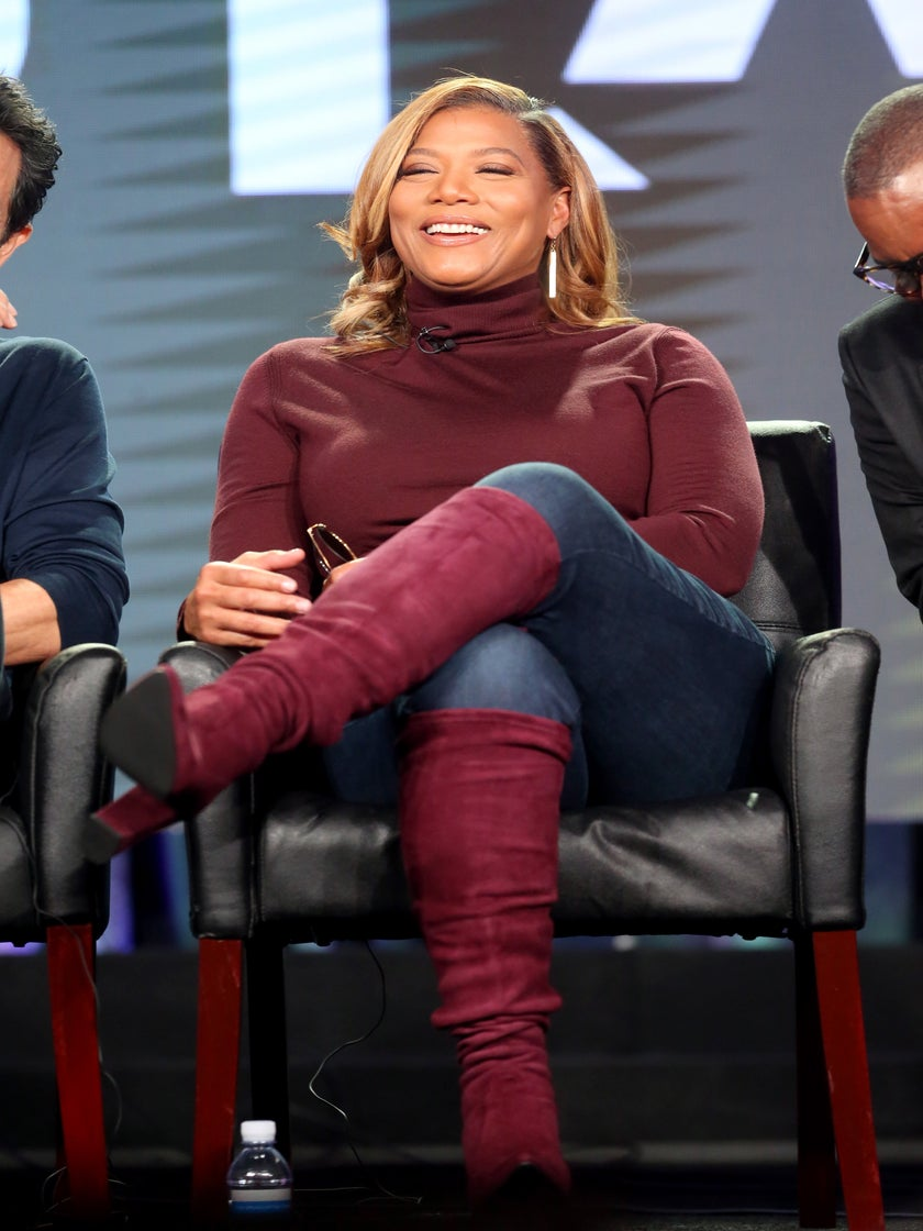 Queen Latifah Has Advice For Girl Groups: Don't Try To Be Destiny's Child
