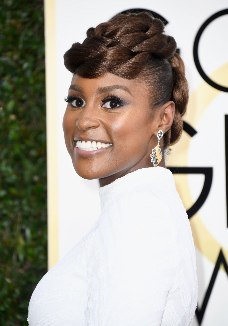 Issa Rae Hair Moments - Essence